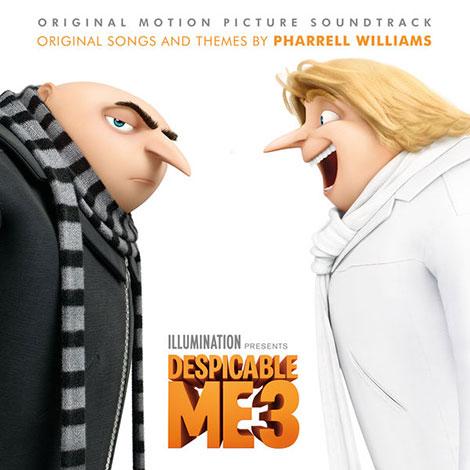 دانلود رایگان موسیقی متن انیمیشن Despicable Me 3 Original Soundtrack 2017