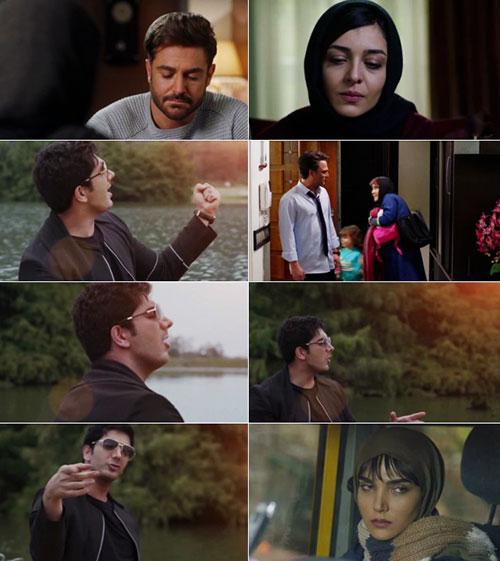 دانلود موزیک ویدیو جدید سریال عاشقانه با صدای فرزاد فرزین