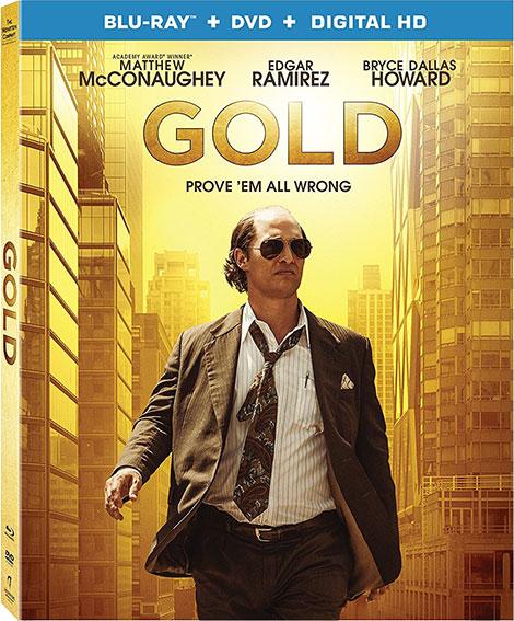 دانلود دوبله فارسی فیلم طلا Gold 2016