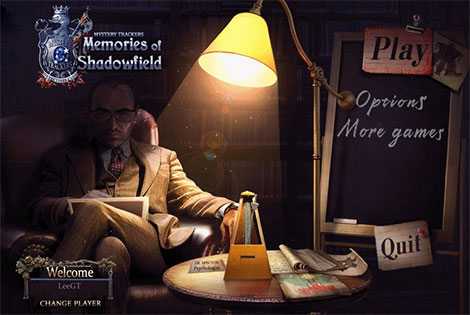 Mystery Trackers 13: Memories of Shadowfield Collector's Edition