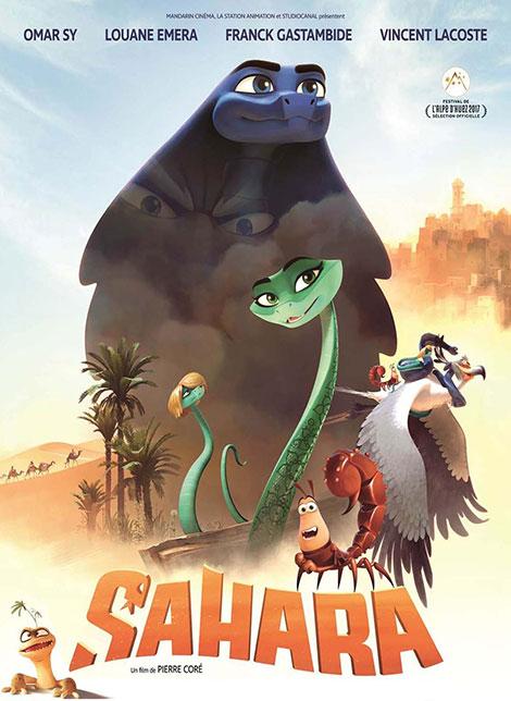دانلود انیمیشن صحرا با دوبله فارسی Sahara 2017