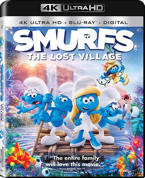 دانلود انیمیشن Smurfs: The Lost Village 2017, دانلود انیمیشن اسمورف ها دهکده گمشده, دانلود انیمیشن اسمورف ها Smurfs The Lost Village 2017