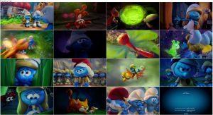 Smurfs The Lost Village 2017, دانلود انیمیشن اسمورف ها دهکده گمشده, دانلود انیمیشن اسمورف ها دهکده گمشده Smurfs The Lost Village 2017