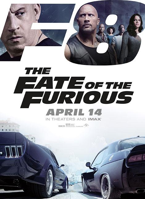 دانلود دوبله فارسی فیلم The Fate of the Furious 2017