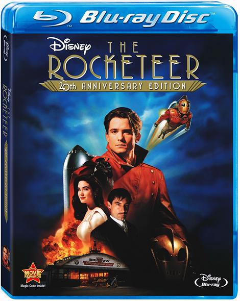 دانلود فیلم در آرزوی پرواز با دوبله فارسی The Rocketeer 1991