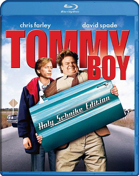 دانلود دوبله فارسی فیلم تامی کوچولو Tommy Boy 1995