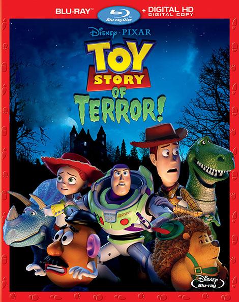 دانلود دوبله فارسی انیمیشن Toy Story of Terror 2013