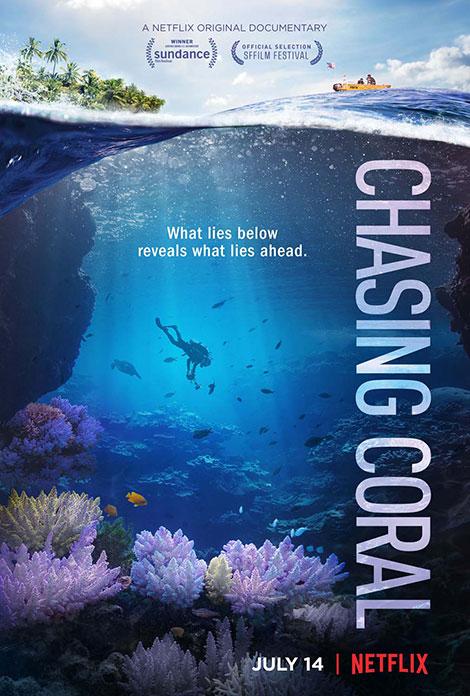 دانلود مستند Chasing Coral 2017