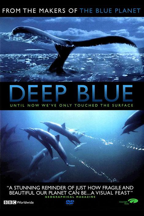 دانلود دوبله فارسی مستند آبی ژرف Deep Blue 2003