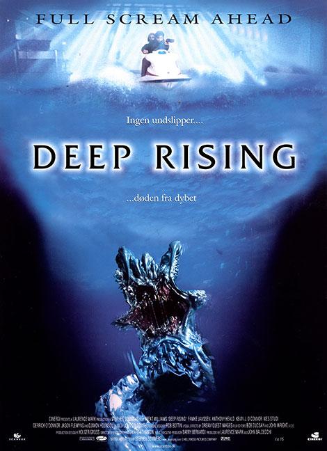 دانلود دوبله فارسی فیلم برخاسته از اعماق Deep Rising 1998