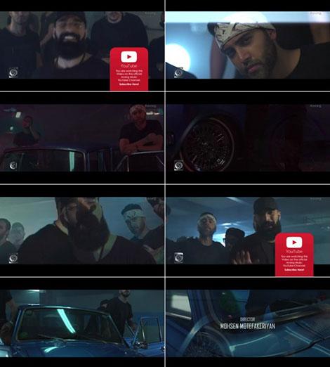 دانلود موزیک ویدئو جدید حمید صفت و صابر به نام ققنوس