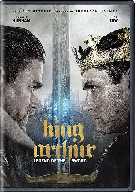 دانلود دوبله فارسی فیلم آرتور شاه افسانه شمشیر King Arthur: Legend of the Sword 2017