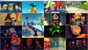 دانلود انیمیشن Lego DC Super Hero Girls: Brain Drain 2017