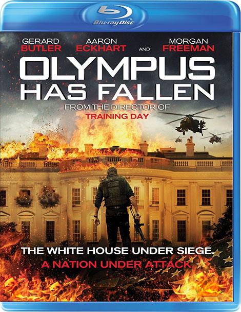 دانلود دوبله فارسی فیلم سقوط المپوس Olympus Has Fallen 2013