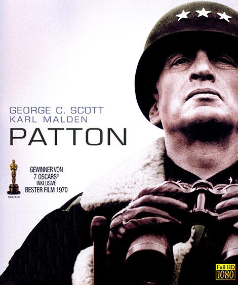 دانلود فیلم پاتن با دوبله فارسی Patton 1970