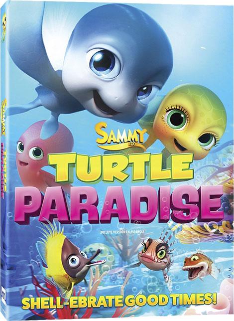 دانلود انیمیشن Sammy and Co Turtle Paradise 2017