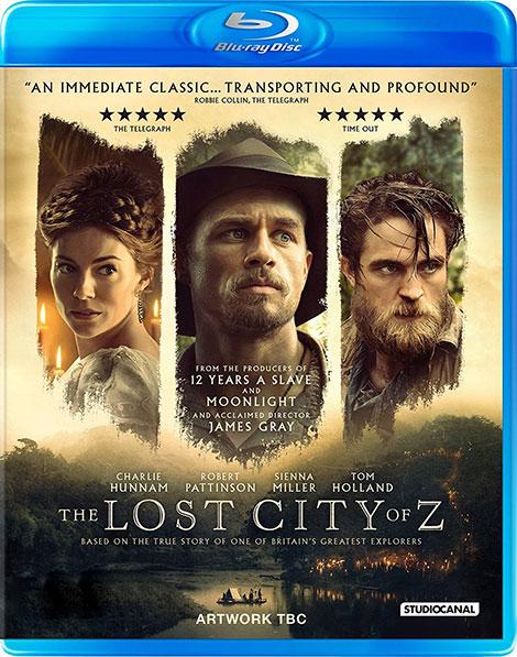 دانلود فیلم شهر گمشده زی The Lost City of Z 2016