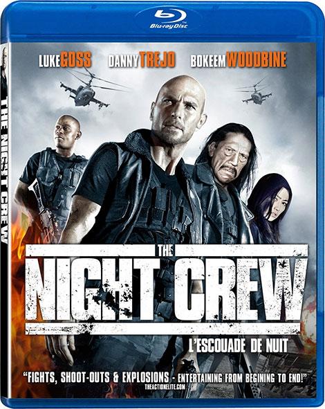 دانلود دوبله فارسی فیلم شکارچیان شب The Night Crew 2015