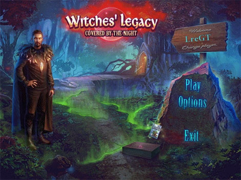 دانلود بازی Witches' Legacy 10: Covered By The Night Collector's Edition