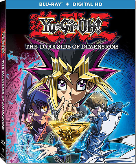دانلود انیمیشن Yu-Gi-Oh!: The Dark Side of Dimensions 2016