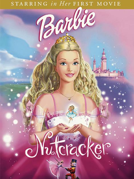 دانلود انیمیشن باربی و فندق شکن Barbie in the Nutcracker 2001