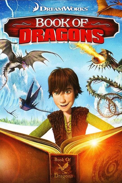 دانلود دوبله فارسی انیمیشن کتاب اژدها Book of Dragons 2011, دانلود انیمیشن کتاب اژدها Book of Dragons 720p دوبله فارسی, دانلود Book of Dragons 2011 1080p