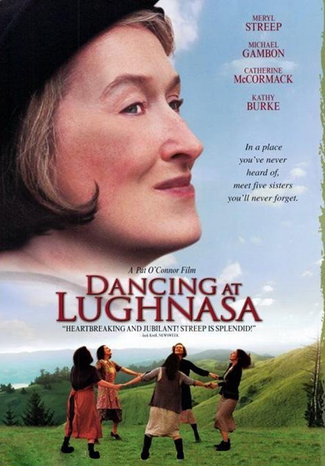 دانلود دوبله فارسی فیلم پایکوبی در لونیسا Dancing at Lughnasa 1998