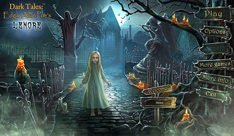 دانلود بازی Dark Tales 11: Edgar Allan Poe's Lenore Collector's Edition