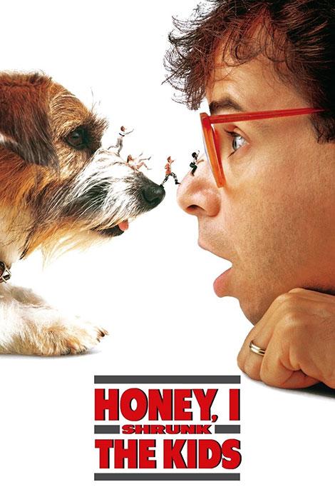 دانلود دوبله فارسی فیلم بچه ها را کوچک کردم Honey I Shrunk the Kids 1989