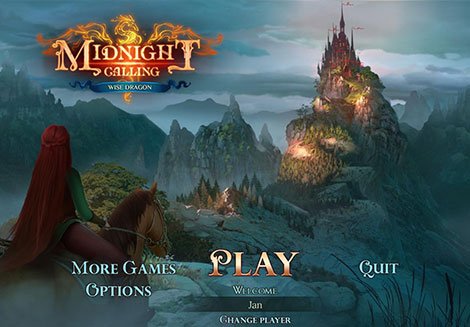 دانلود بازی Midnight Calling 4: Wise Dragon Collector's Edition