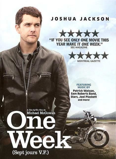 دانلود دوبله فارسی فیلم یک هفته One Week 2008 BluRay, دانلود فیلم One Week 2008 720p دوبله فارسی, فیلم یک هفته دوبله فارسی, دانلود One Week 2008 1080p
