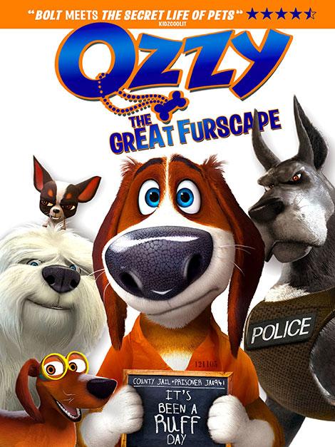 دانلود رایگان انیمیشن Ozzy The Great Furscape 2016