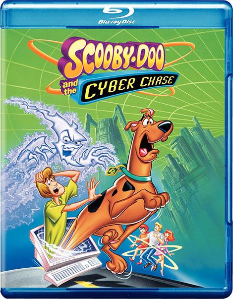 دانلود انیمیشن اسکوبی دو Scooby-Doo and the Cyber Chase 2001