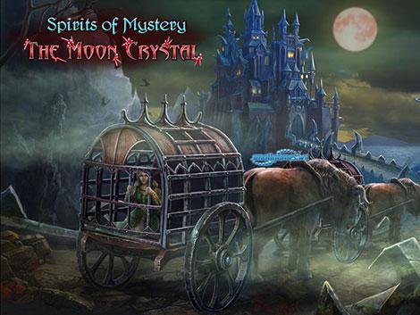 دانلود بازی Spirits of Mystery 9: The Moon Crystal Collector's Edition