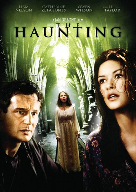 دانلود دوبله فارسی فیلم تسخیر شده The Haunting 1999