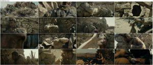 دانلود فیلم دیوار The Wall 2017 با دوبله فارسی