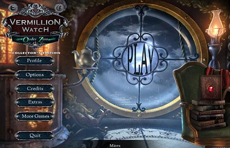 دانلود بازی Vermillion Watch 3: Order Zero Collector's Edition