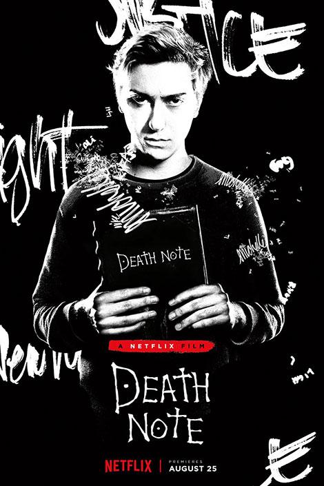 دانلود دوبله فارسی فیلم دفترچه مرگ Death Note 2017 720p, دانلود فیلم دفترچه مرگ Death Note 2017 1080p دوبله فارسی, فیلم Death Note 2017 BluRay دوبله فارسی
