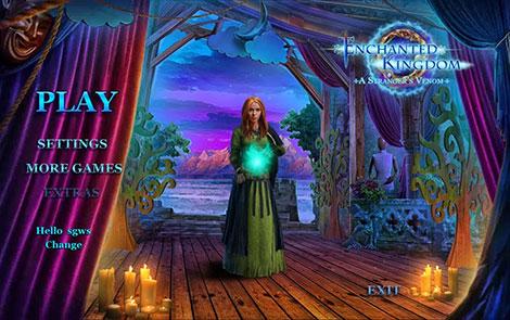 دانلود بازی Enchanted Kingdom 2: A Stranger's Venom Collector's Edition, دانلود رایگان بازی Enchanted Kingdom 2, بازی فکری Enchanted Kingdom 2 برای کامپیوتر