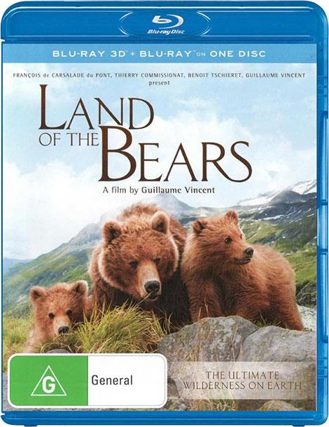 دانلود دوبله فارسی مستند سرزمین خرس ها Land of the Bears 2014