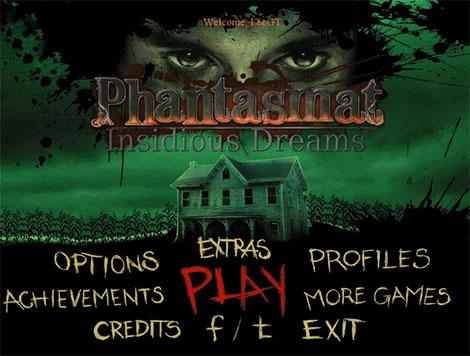 دانلود بازی Phantasmat 9: Insidious Dreams Collector's Edition, دانلود مستقیم بازی Phantasmat 9: Insidious Dreams, بازی فکری Phantasmat 9, هیدن آبجکت