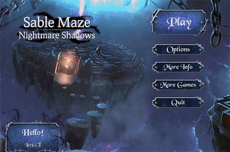 دانلود بازی Sable Maze 7: Nightmare Shadows Collector's Edition