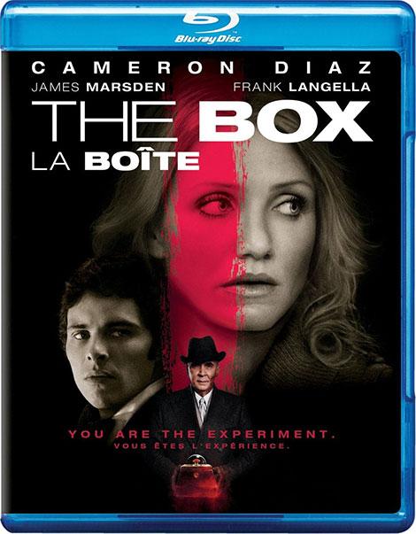 دانلود دوبله فارسی فیلم جعبه The Box 2009