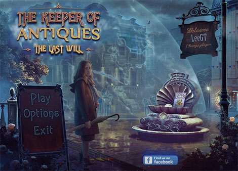 دانلود بازی The Keeper of Antiques 3: The Last Will Collector's Edition