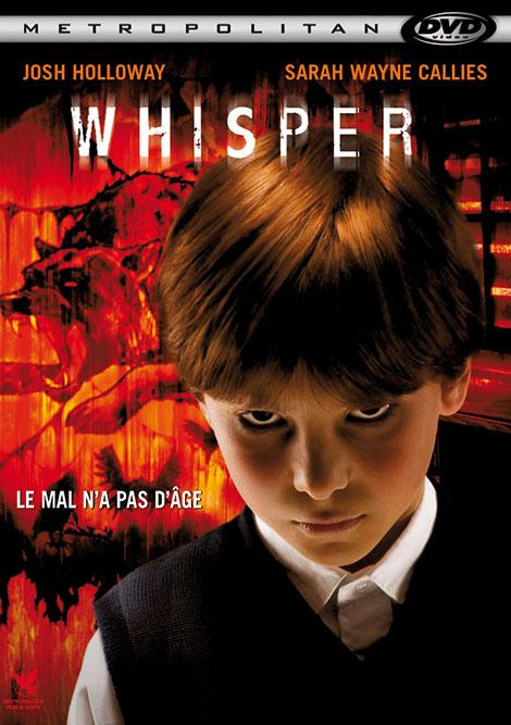 دانلود دوبله فارسی فیلم نجوا با لینک مستقیم و کیفیت عالی Whisper 2007