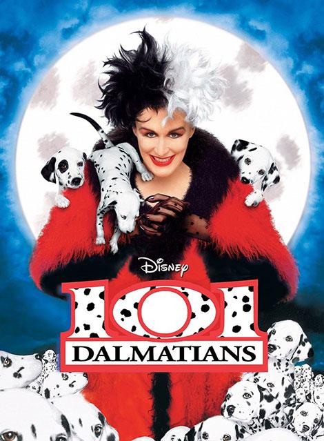 دانلود فیلم 101 سگ خالدار 101 Dalmatians 1996