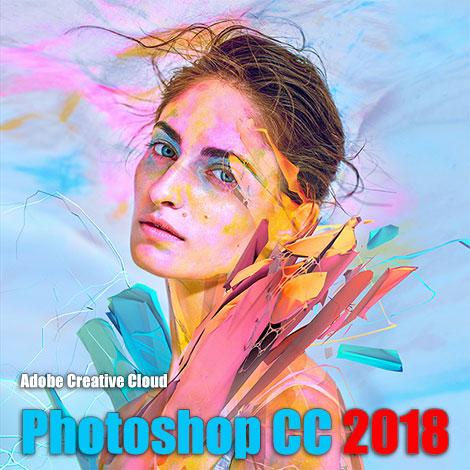 دانلود فتوشاپ Adobe Photoshop CC 2018