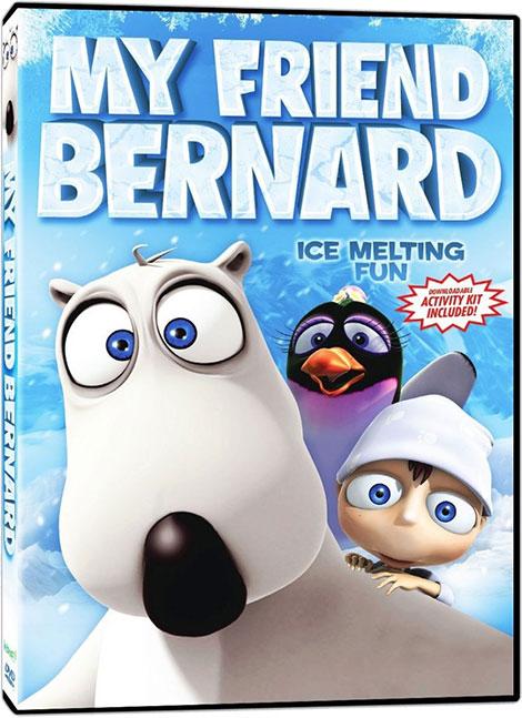دانلود کالکشن انیمیشن برنارد Bernard The Polar Bear