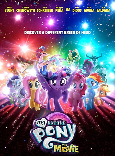 دانلود انیمیشن پونی کوچولوی من My Little Pony: The Movie 2017, دانلود انیمیشن My Little Pony 2017 1080p, دانلود انیمیشن My Little Pony 2017 720p BluRay