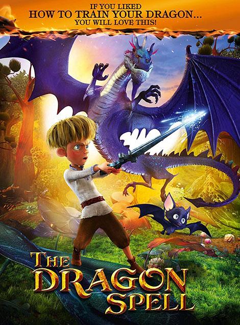دانلود انیمیشن طلسم اژدها The Dragon Spell 2016